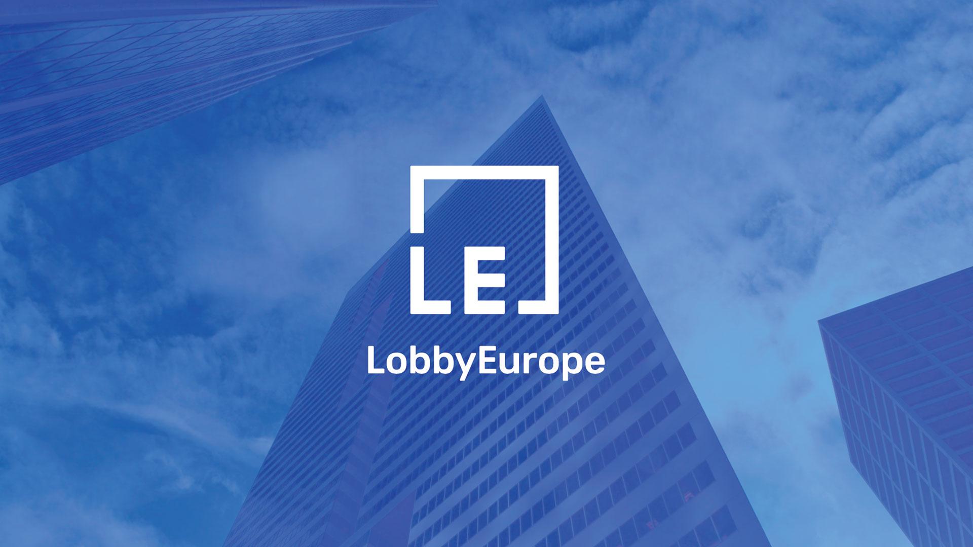 Izrada logotipa LobbyEurope LoboHouse (1)