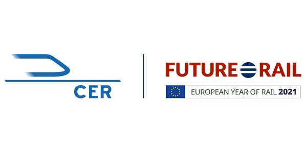 CER Future is Rail logo