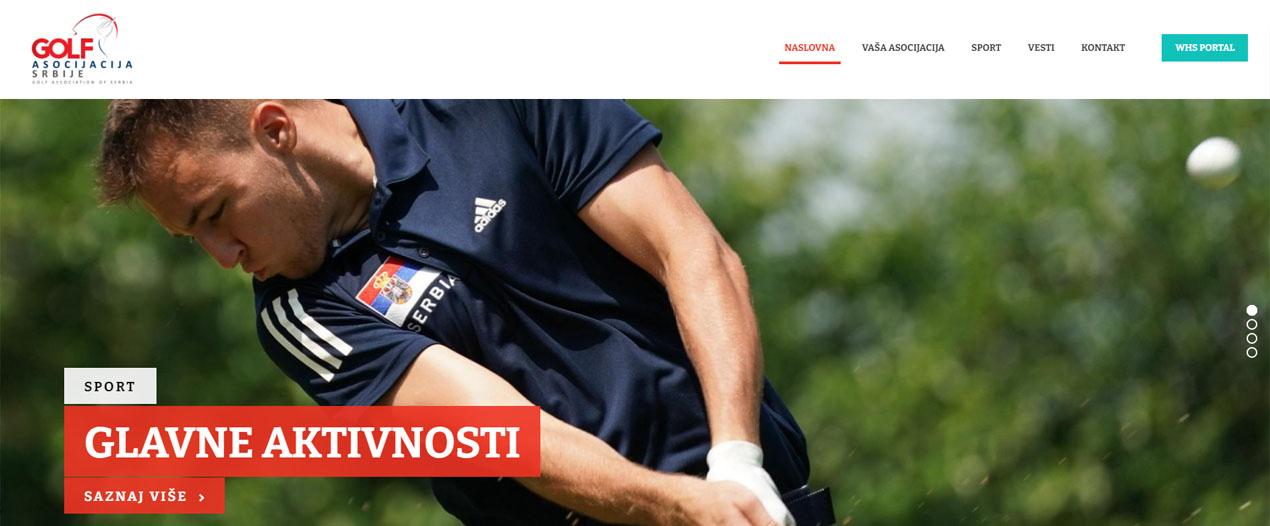 Golf asocijacija SrbijexLobohouse