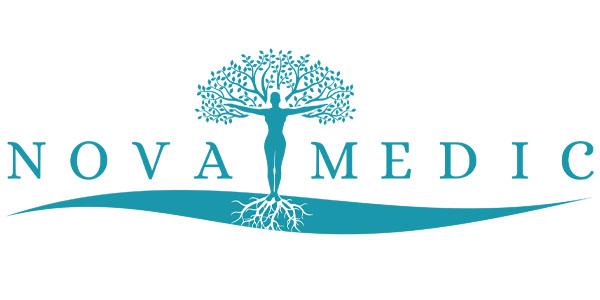 Nova Medic x Lobohouse logo